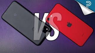 Google Pixel 4a vs Apple iPhone SE (2020): Best phone under $400?