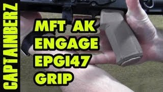Mission First Tactical AK-47/74 Engage Grip (EPGI47)