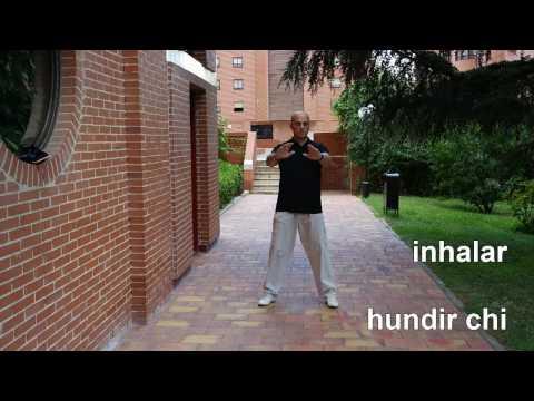 Chi Kung- Tai chi -Meditación de las ocho bolas de chi