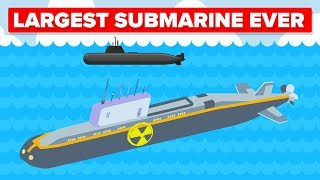 The Deadliest Submarine the USSR Ever Built