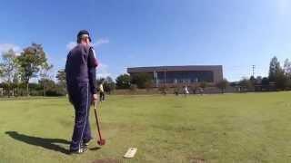 グランドゴルフ風景2