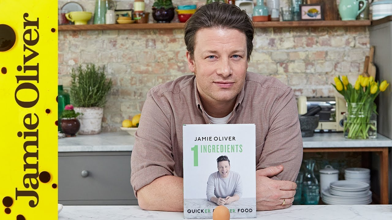 Jamie's NEW Book