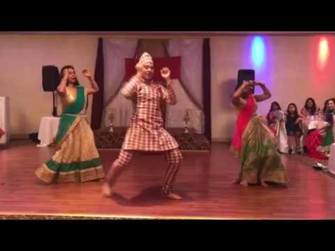 Bartaman dance