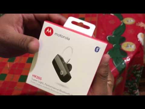 Manos Libres Motorola Hk275 Bluetooth Plata - $ 658.00 en