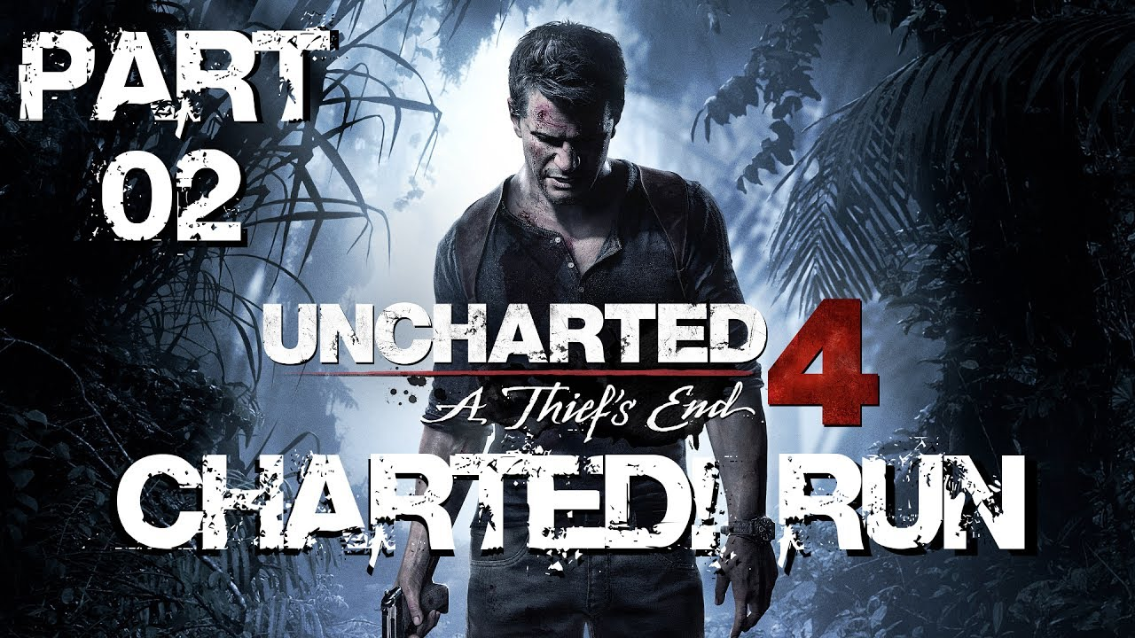 Uncharted 4: Charted! Run – Part 2