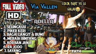 Full Album TERMANTAP Om Adella Bareng Via Vallen Live GOFUN Bojonegoro   2 Desember 2018