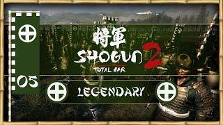 Let's Play Total War: Shogun 2 (Legendary) - Shimazu - Ep.05 - Kyushu is Ours!