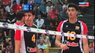 Cuba vs Spain - 2010 Volleyball World Championship