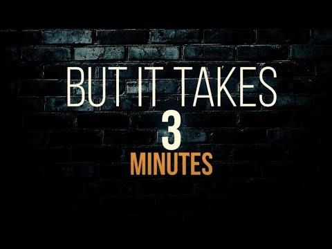 Alexi Blue - 3 Minutes (Lyric Video)
