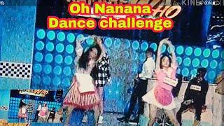 Oh Nanana Dance Challenge ni Jackie at Inday Indak ng Pbb