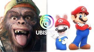 Самые крутые трейлеры Ubisoft E3 2017 Far Cry 5, Assassin