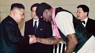 10 ЛЮБИМЫХ тайных ЗАНЯТИЙ Ким Чен Ына