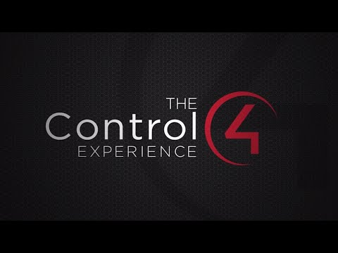 The New Control4 Experience