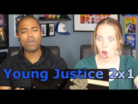 Young Justice 2x1