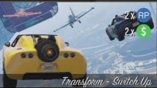 GTA ONLINE - TRANSFORM RACE SWITCH UP