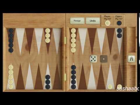 backgammon 2 обзор игры андроид game rewiew android