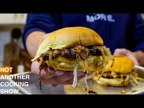 this ONION BURGER is a NATIONAL TREASURE