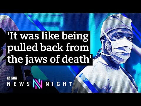 Covid vaccine: Should BAME groups be prioritised? - BBC Newsnight