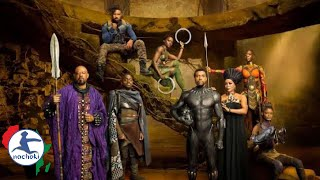 Africans Reacting to Marvels Black Panther Movie - NO SPOILERS