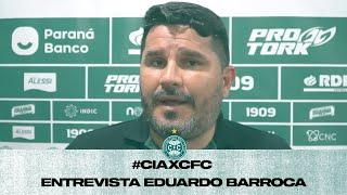 #CIAxCFC   Entrevista Eduardo Barroca