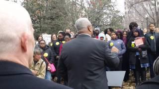 Rep. Donald McEachin Speaks on Virginia Vigil & Advocacy Day 2017