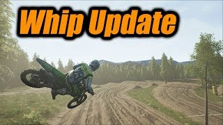 New Whip Update? - MXGP PRO
