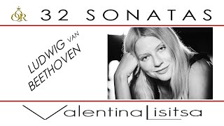 """Beethoven Sonata #12 in A♭ major (""""Funeral March""""), Op. 26 Valentina Lisitsa"""