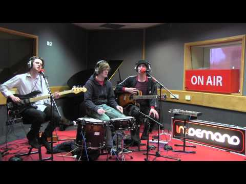 Palma Violets - All The Garden Birds (session)