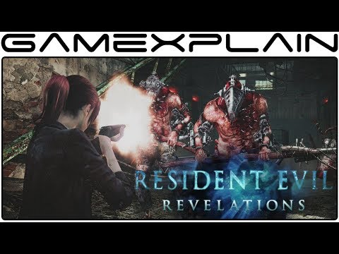 Resident Evil Revelations Collection Gets a Release Date + Motion Controls on Nintendo Switch thumbnail