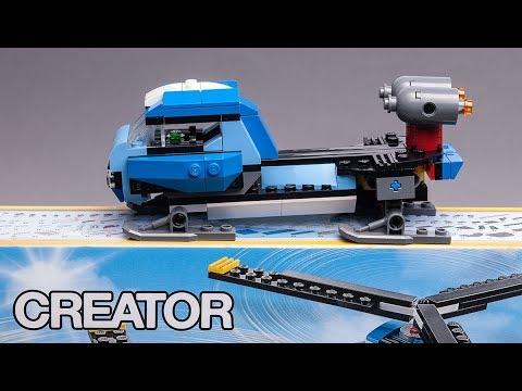 LEGO 31049 alternate moc model building tutorial