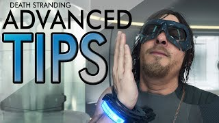 Death Stranding – 15 ADVANCED TIPS | Optimize Your Travels!
