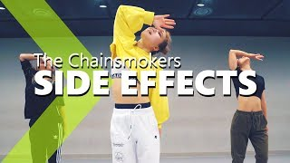 The Chainsmokers   Side Effects Ft. Emily Warren  WENDY Choreography.