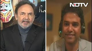 On NDTV with Pranoy Roy