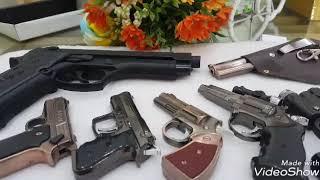 Bật lửa súng các loại giá rẻ