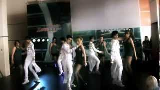 DREAM RACER - Get on the Floor / Volume up / Huh - 4MINUTE DANCE COVER (Anime Friends 2012)