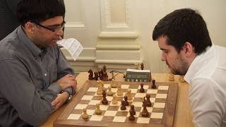 Nepomniachtchi too strong for Vishy Anand | Tal Memorial Blitz 2018