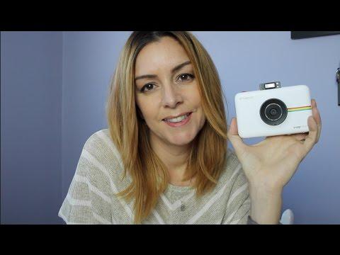 Polaroid SnapTouch Camera & Photo Printer Review