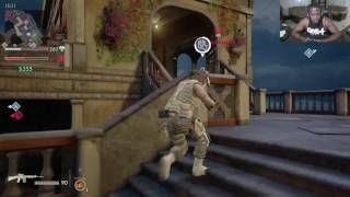 Uncharted 4 Multiplayer Gameplay - ROB OVER JOHNNY?
