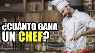 CUÁNTO GANA Un Chef Al Mes | Cuánto Gana