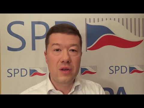 Tomio Okamura: ČSSD prosazuje islám