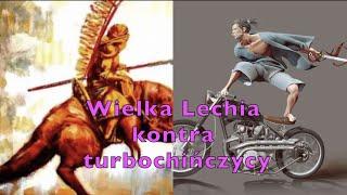Turbolechici kontra Turbochińczycy starcie tytanów-dziad WSZEWIED