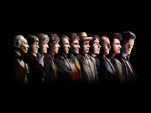 Doctor Who 50th Anniversary Episode Gets Its First Trailer