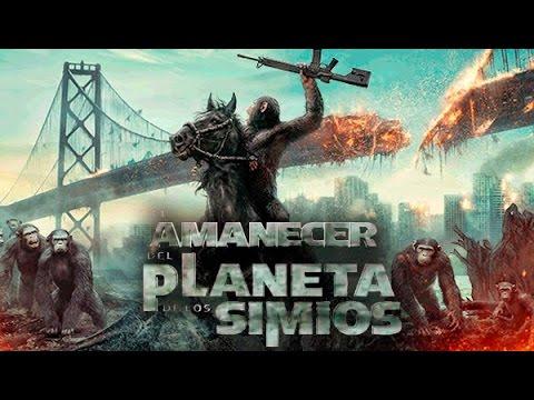 Veure vídeoLa Tele de ASSIDO - Cine: Laura habla de El Amanecer del Planeta de los Simios