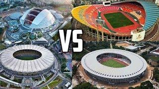 KEREN 😍😍 4 Stadion Kelas Dunia Di Asia Tenggara