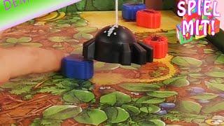 Spinderella Aktions und Geschicklichkeitsspiel – Wir spielen das Kinderspiel des Jahres – Demo!