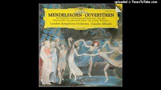 Felix Mendelssohn : Die Schöne Melusine, Concert Overture Op. 32 (1833)