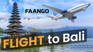 Book cheap flight tickets to Bali -Experience Bali with Faango