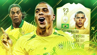 R9 RONALDO AND MORE ICONS ARE HERE! FIFA 18