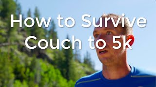 Beginner Runner? How to Survive Couch to 5k