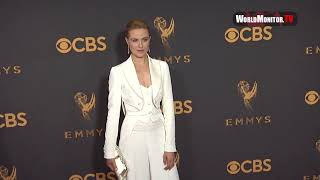 Evan Rachel Wood arrives at 69th Annual Primetime Emmy Awards